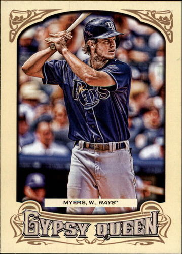 Photo of 2014 Topps Gypsy Queen #49A Wil Myers