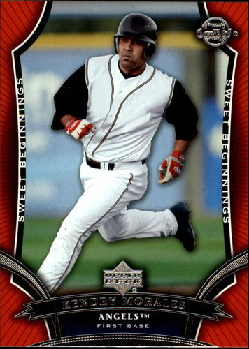 Photo of 2005 Sweet Spot #132 Kendry Morales SB RC
