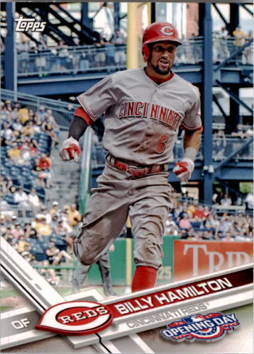 Photo of 2017 Topps Opening Day #199 Billy Hamilton