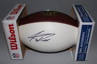 NFL - DOLPHINS KENYAN DRAKE SIGNED PANEL BALL