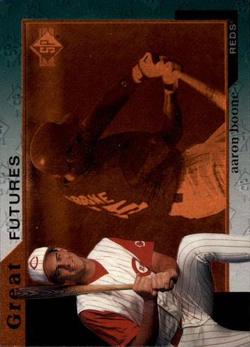 Photo of 1997 SP #7 Aaron Boone FOIL