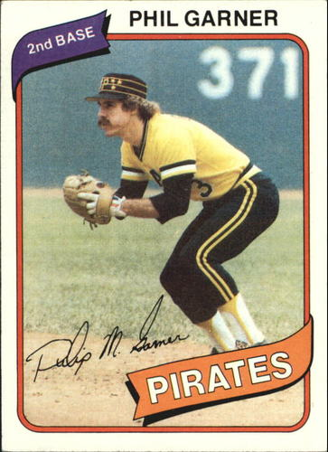 Photo of 1980 Topps #118 Phil Garner