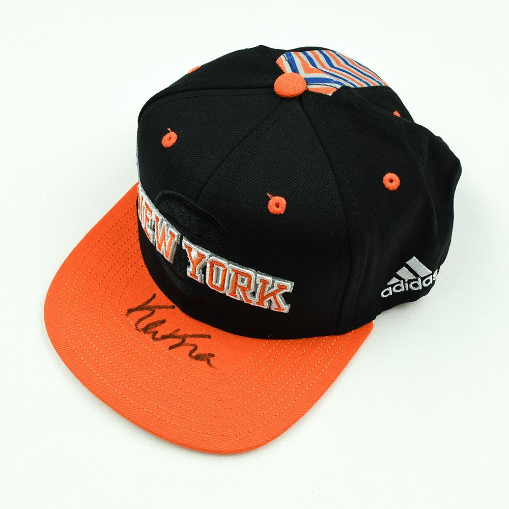 Kevin Knox - New York Knicks - 2018 NBA Draft Class - Autographed Hat