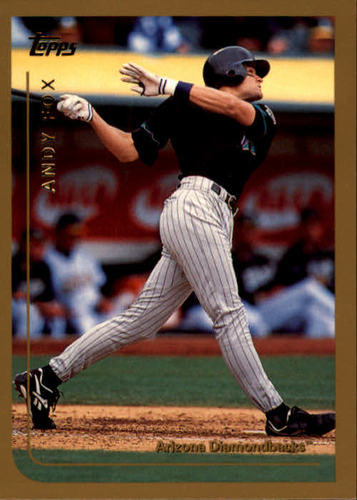 Photo of 1999 Topps #183 Andy Fox