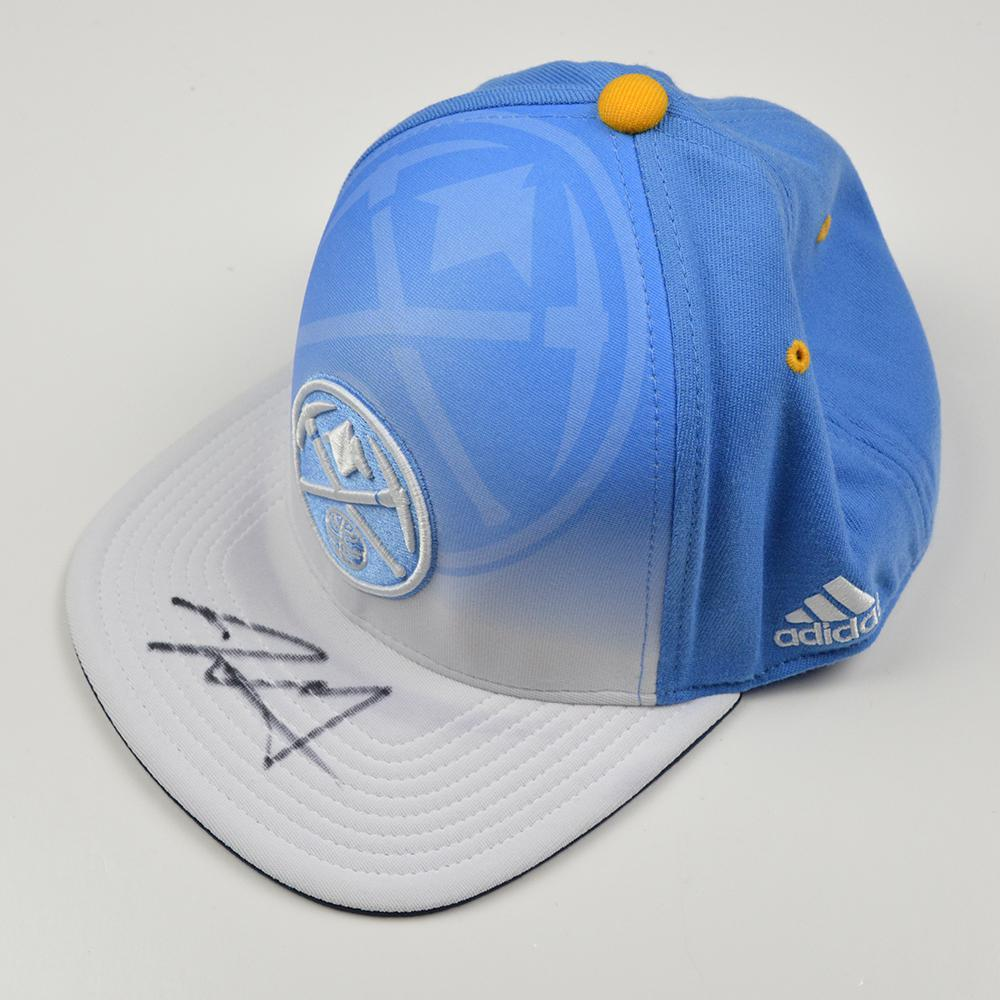 Jamal Murray - Denver Nuggets - 2016 NBA Draft - Autographed Hat