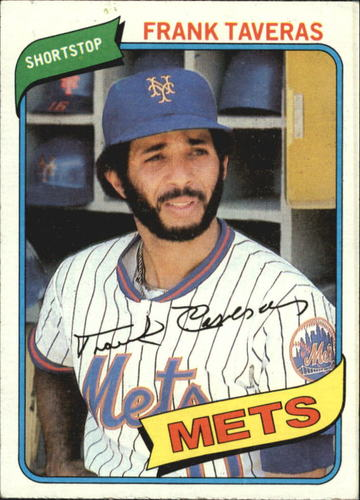 Photo of 1980 Topps #456 Frank Taveras