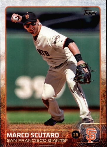 Photo of 2015 Topps #394 Marco Scutaro