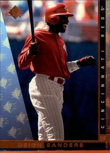 Photo of 1997 SP #53 Deion Sanders