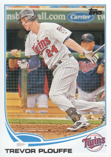 Photo of 2013 Topps #629 Trevor Plouffe