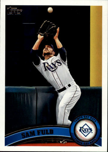 Photo of 2011 Topps Update #US267 Sam Fuld