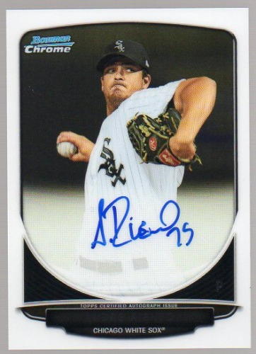Photo of 2013 Bowman Chrome Prospect Autographs #AR Andre Rienzo