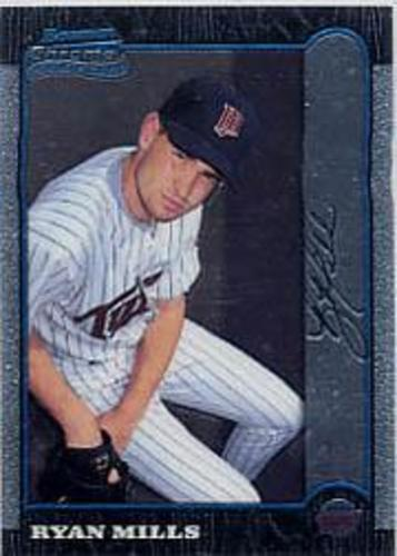 Photo of 1999 Bowman Chrome #103 Jack Cressend RC