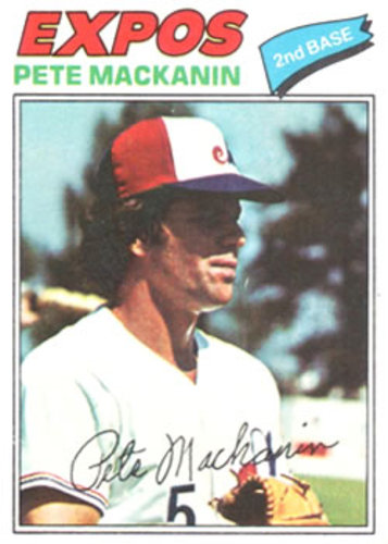Photo of 1977 Topps #156 Pete Mackanin