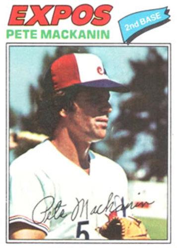 Photo of 1977 Topps #156 Pete Mackanin