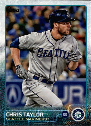 Photo of 2015 Topps #395 Chris Taylor