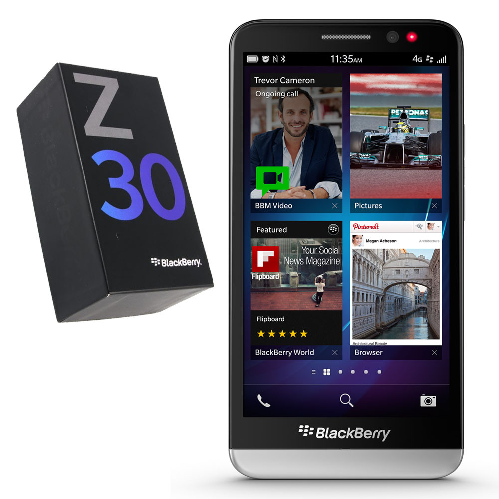 BlackBerry Z30 Cell Phone - Open Carrier