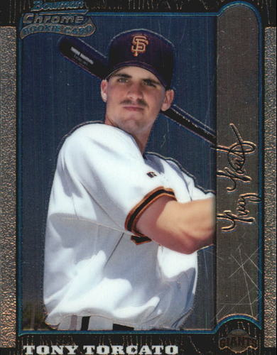 Photo of 1999 Bowman Chrome #127 Tony Torcato RC