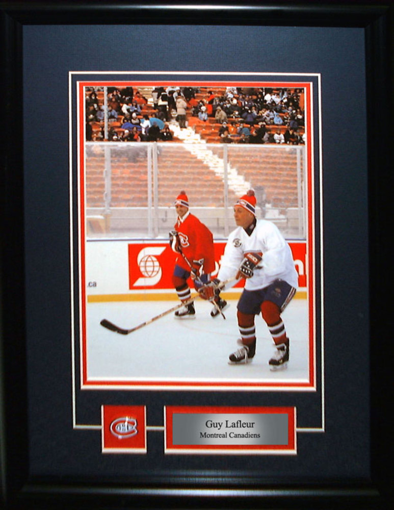 Guy Lafleur Unsigned 8