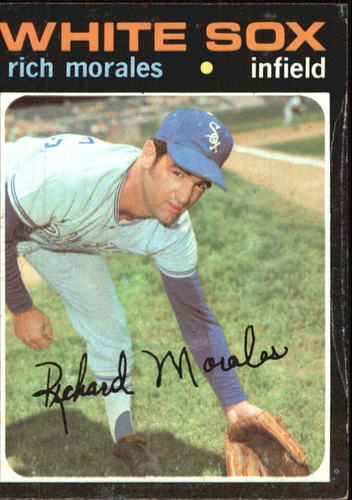 Photo of 1971 Topps #267 Rich Morales