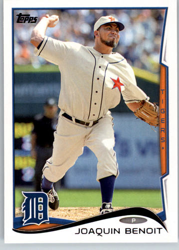 Photo of 2014 Topps #223 Joaquin Benoit