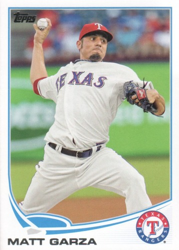 Photo of 2013 Topps Update #US47 Matt Garza