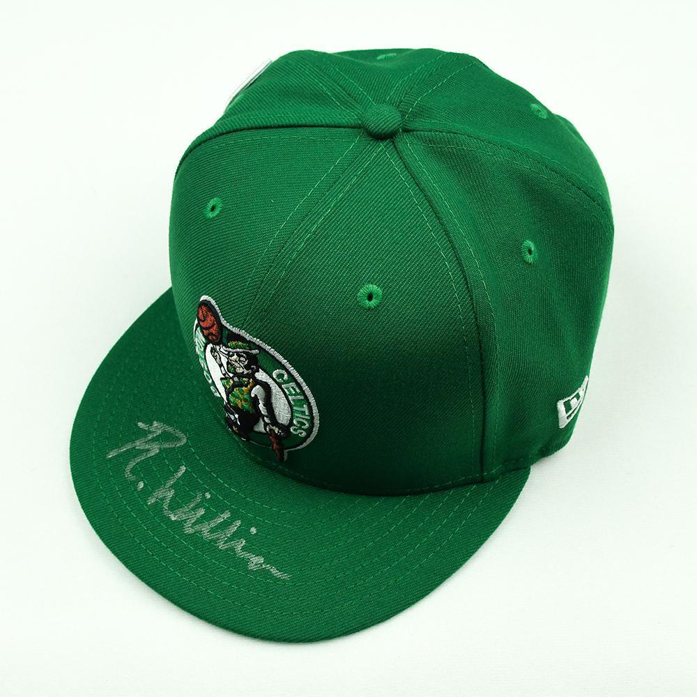 Robert Williams - Boston Celtics - 2018 NBA Draft Class - Autographed Hat