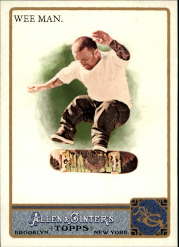 Photo of 2011 Topps Allen and Ginter #272 Wee Man