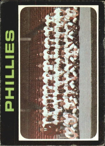 Photo of 1971 Topps #268 Philadelphia Phillies TC