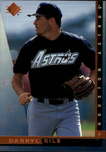Photo of 1997 SP #81 Darryl Kile