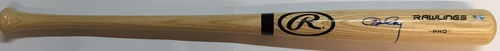 Photo of Ron Cey Autographed Blonde Rawlings Bat