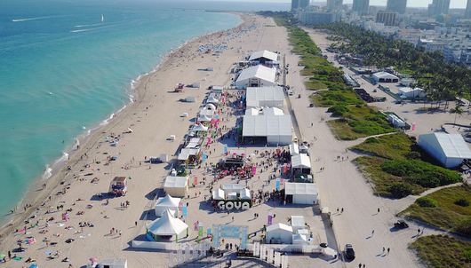 SOUTH BEACH WINE & FOOD FESTIVAL® - PACKAGE 1 OF 4
