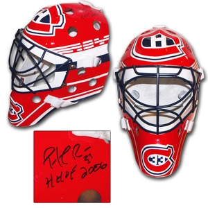 Patrick Roy Full-Size Handmade Montreal Canadiens Goalie Mask