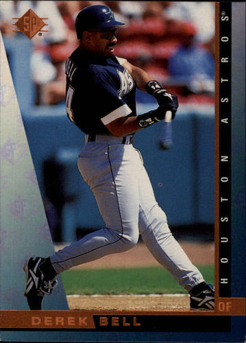 Photo of 1997 SP #82 Derek Bell