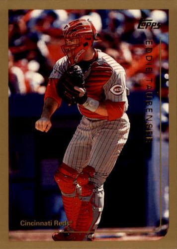 Photo of 1999 Topps #189 Eddie Taubensee
