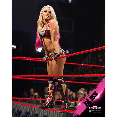 Photo of Alexa Bliss PERSONALIZED 8x10 Photograph