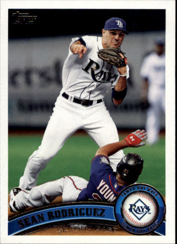 Photo of 2011 Topps #397 Sean Rodriguez