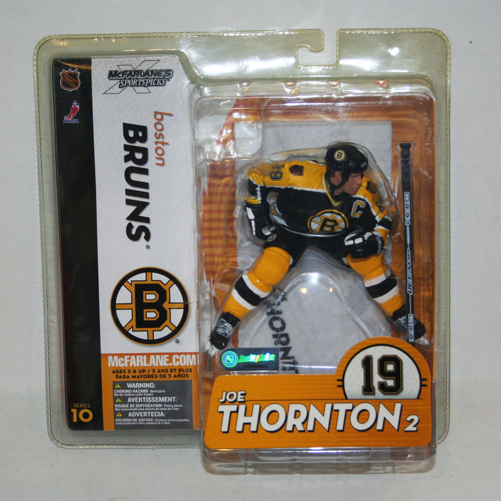 Joe Thornton Boston Bruins Rare Chase McFarlane Figurine
