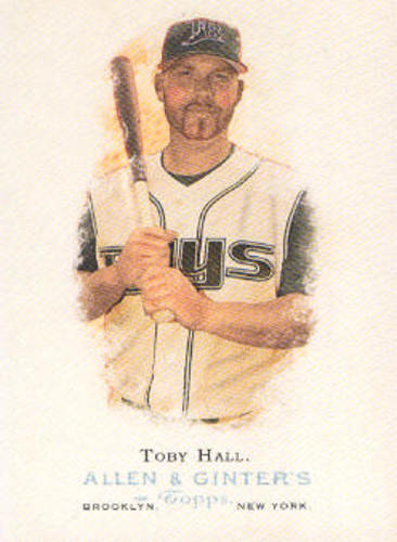 Photo of 2006 Topps Allen and Ginter #137 Toby Hall
