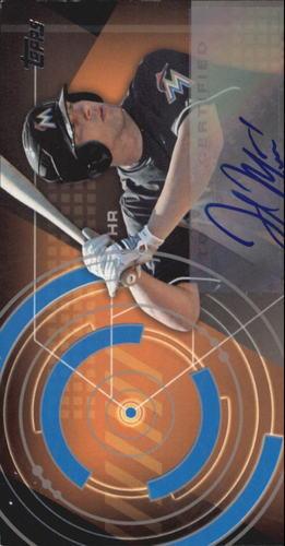 Photo of 2014 Topps Trajectory Autographs #TAJM Jake Marisnick