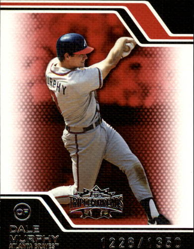 Photo of 2008 Topps Triple Threads #59 Dale Murphy