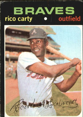 Photo of 1971 Topps #270 Rico Carty