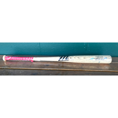 Photo of Cardinals Authentics: Lance Lynn Game-Used Broken Bat