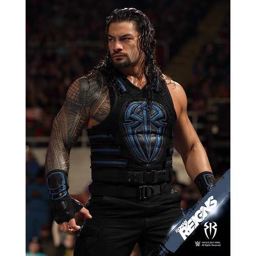 Photo of Roman Reigns PERSONALIZED 8x10 Photograph