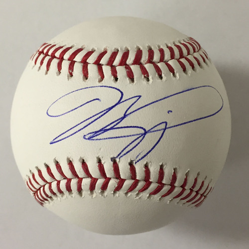 Photo of Mike Piazza Autographed Baseball