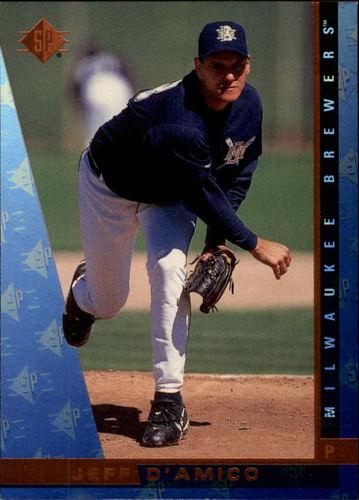 Photo of 1997 SP #103 Jeff D'Amico