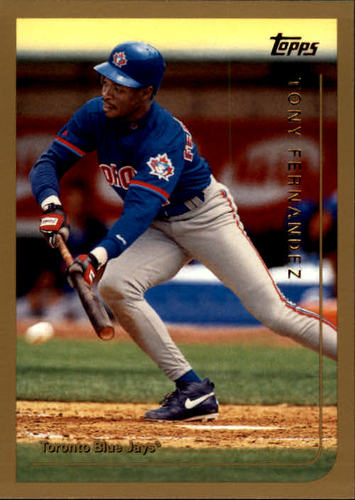 Photo of 1999 Topps #196 Tony Fernandez