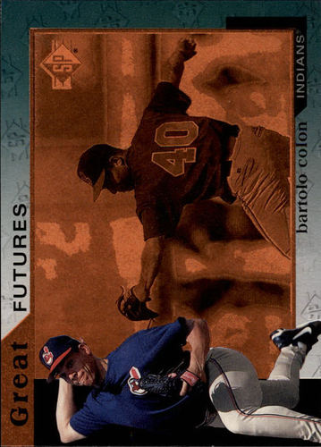 Photo of 1997 SP #8 Bartolo Colon FOIL