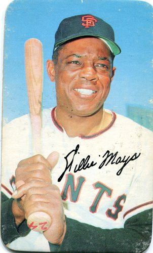 Photo of 1970 Topps Super #18 Willie Mays