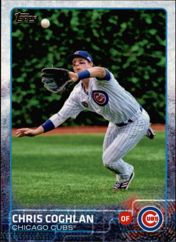 Photo of 2015 Topps #401 Chris Coghlan