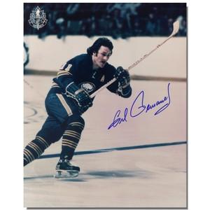 Gilbert Perreault Autographed Buffalo Sabres 8x10 photo